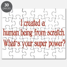 What's Your Super Power Puzzle