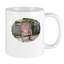 Red Rocking Chair Mug