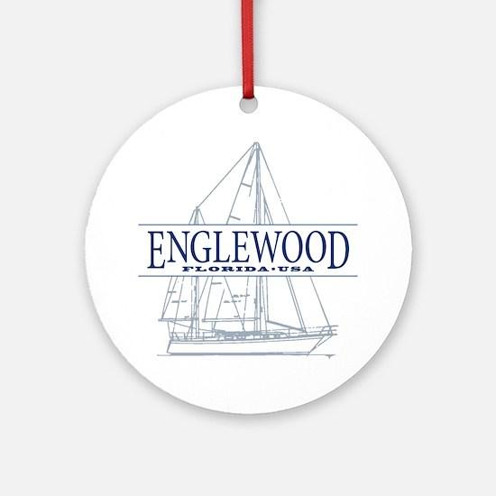 Englewood - Ornament (Round)