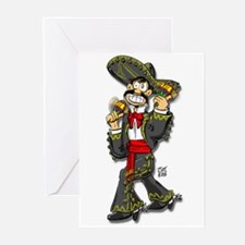 """""""THAT MEXICAN GUY"""" Greeting Cards (Pk of 20)"""