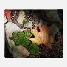Funny Canada maple leaf Throw Blanket