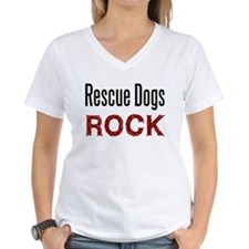 Rescue Dogs Rock T-Shirt