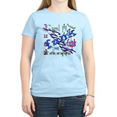 Funk Women's Light T-Shirt