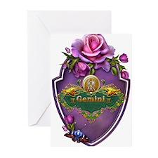 Gemini Greeting Cards