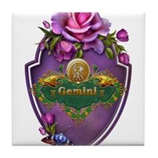 Gemini Tile Coaster