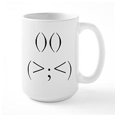 Angry Rabbit Mug