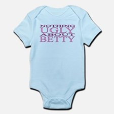 Ugly Betty Infant Bodysuit pink