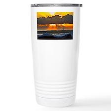 Evening Glass surfer Thermos Mug