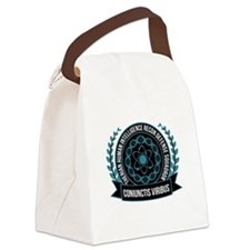 THIRDS Logo Canvas Lunch Bag