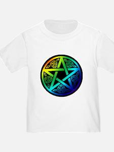 Pentagram Of Pride 1.0 T-Shirt