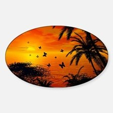 Sunset Decal