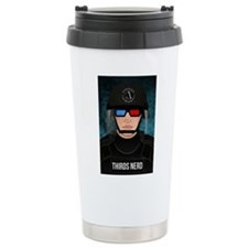 THIRDS Nerd Travel Mug
