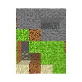 Pixel bedding Twin Duvet Covers