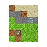 Pixel Luxe Twin Duvet Cover