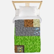 Pixel Art Play Mat Twin Duvet