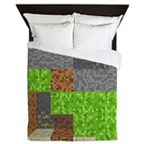 Games Queen Duvet Covers