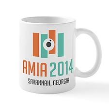 AMIA 2014: Version 2 Mugs