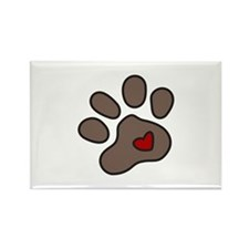 Puppy Paw Magnets