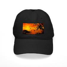 Sunset Baseball Hat