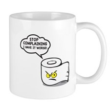 Cute No whining Mug