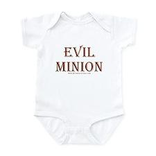Evil Minion Infant Bodysuit