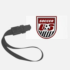American Soccer Luggage Tag