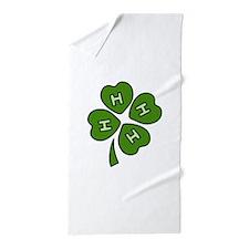Four H Club Beach Towel