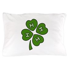 Four H Club Pillow Case