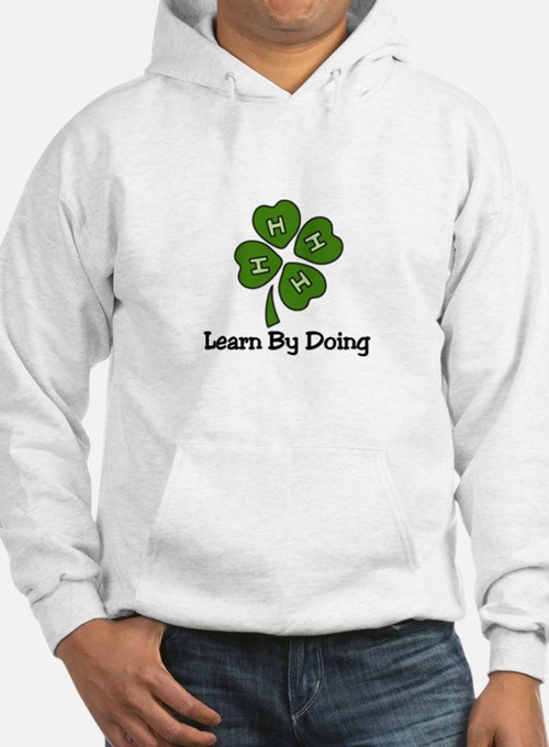Learn By Doing Hoodie
