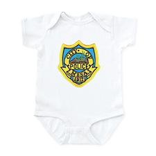 Mesa Police Infant Bodysuit