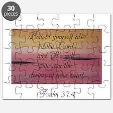 Psalm 37:4 Puzzle