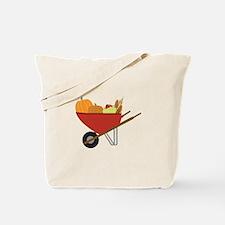 Harvest Wheelbarrow Tote Bag
