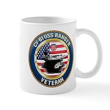 CV-61 USS Ranger Small Mugs