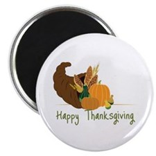 Happy Thanksgiving Magnets