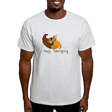 Happy Thanksgiving T-Shirt