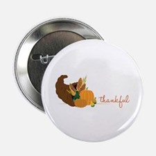 """Thankful 2.25"""" Button (10 pack)"""