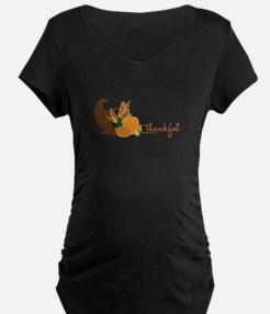 Thankful Maternity T-Shirt
