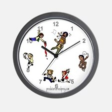 Unique Human trafficking Wall Clock
