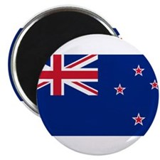 """New Zealand 2.25"""" Magnet (10 pack)"""
