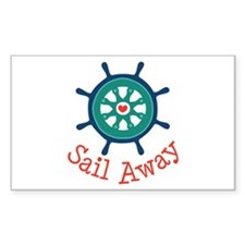 Sail Away Decal