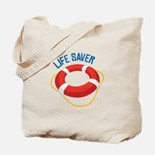 Life Saver Tote Bag