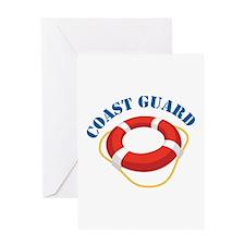 Coast Guard Greeting Cards