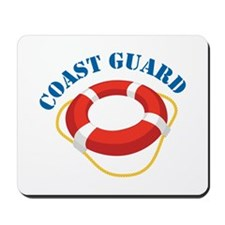 Coast Guard Mousepad
