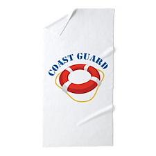 Coast Guard Beach Towel