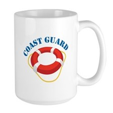 Coast Guard Mugs