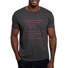 Can't Rub T-Shirt