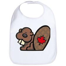 Canada Beaver Bib