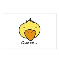 Quack Postcards (Package of 8)