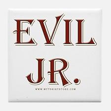 Evil Jr. Tile Coaster