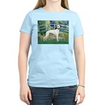 Bridge & Whippet Women's Light T-Shirt